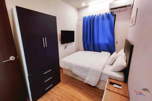 Room 1 of ON Villas, The Pad, Clark, Pampanga