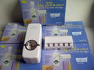 jual barang unik surabaya, toko barang unik surabaya, barang rumah tangga unik murah, jual dispenser odol surabaya, jual dispenser odol murah