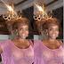Cossy Ojiakor flaunts Raw B0obs in mesh top (SEE PHOTO)