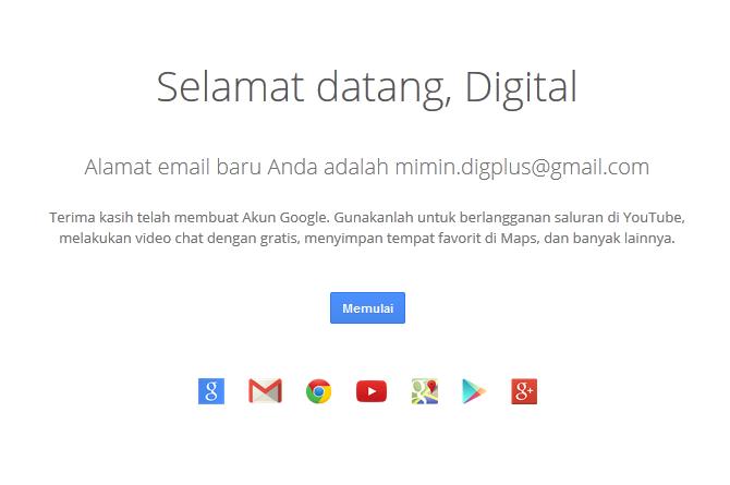 Selamat Datang di Google