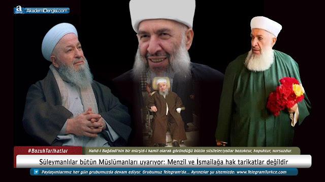 akademi dergisi, Mehmet Fahri Sertkaya, süleymanlılar, Menzil cemaati, ismailağa cemaati, tarikat, bozuk tarikatlar, sahte mürşidler, video izle, gerçek yüzü,