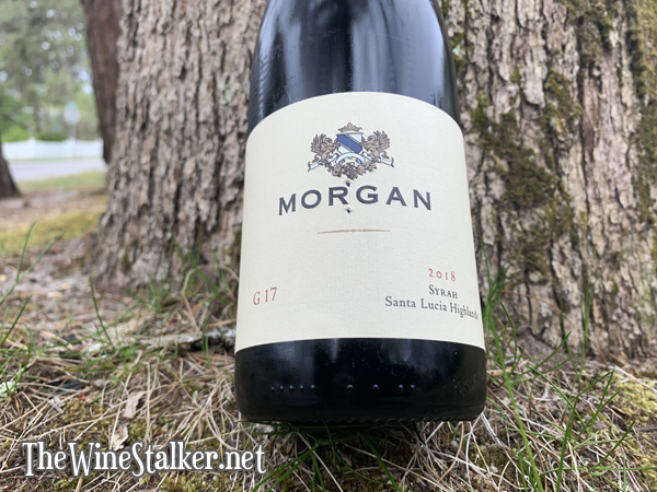 Morgan Syrah 2018