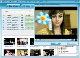 برنامج لتحميل الفيديو من النت بمميزات رهيبة Video Download Capture 6 مع التفعيل