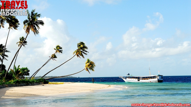 Wakatobi is a place with uniqueness and attractive natural beauty seen from all sides, Wakatobi tourism park, little paradise, Wakatobi Regency