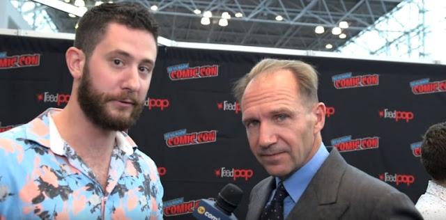 'Eu não quero mais ninguém interpretando Voldemort', revela Ralph Fiennes   Ordem da Fênix Brasileira