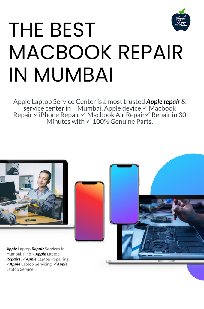 THE BEST MACBOOK REPAIR IN BANDRA - MUMBAI