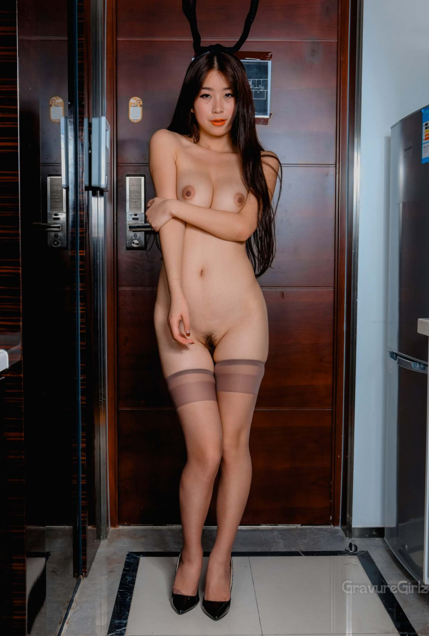 Beautiful Korean Girl Naked