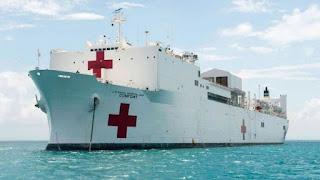 Pence informará detalles de nueva misión del buque hospital para migrantes venezolanos