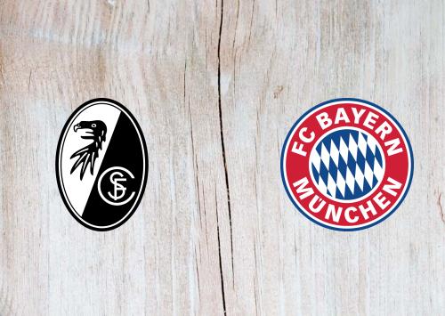 Freiburg vs Bayern Munich Full Match & Highlights 18 December 2019