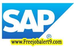SAP Recruitment 2017 Jobs for Freshers Apply