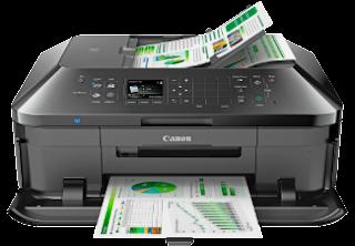 Download CANON PIXMA MX 725 Printer Driver