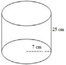 Contoh Soal Luas Permukaan Tabung Matematika SD