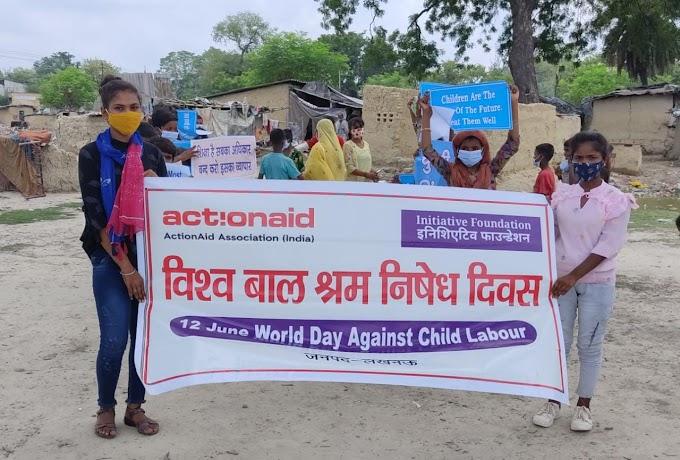 बच्चों के हाथों में काम नहीं, कलम और किताब दें :  इनिशिएटिव फाउण्डेशन