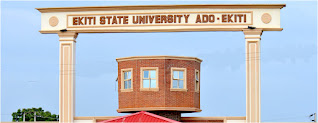 EKSU Postgraduate Tuition / School Fees 2019/2020