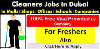 Cleaners, Security And Maintenance Technician Recruitment For Labor / Staff Accommodation Building, Dubai