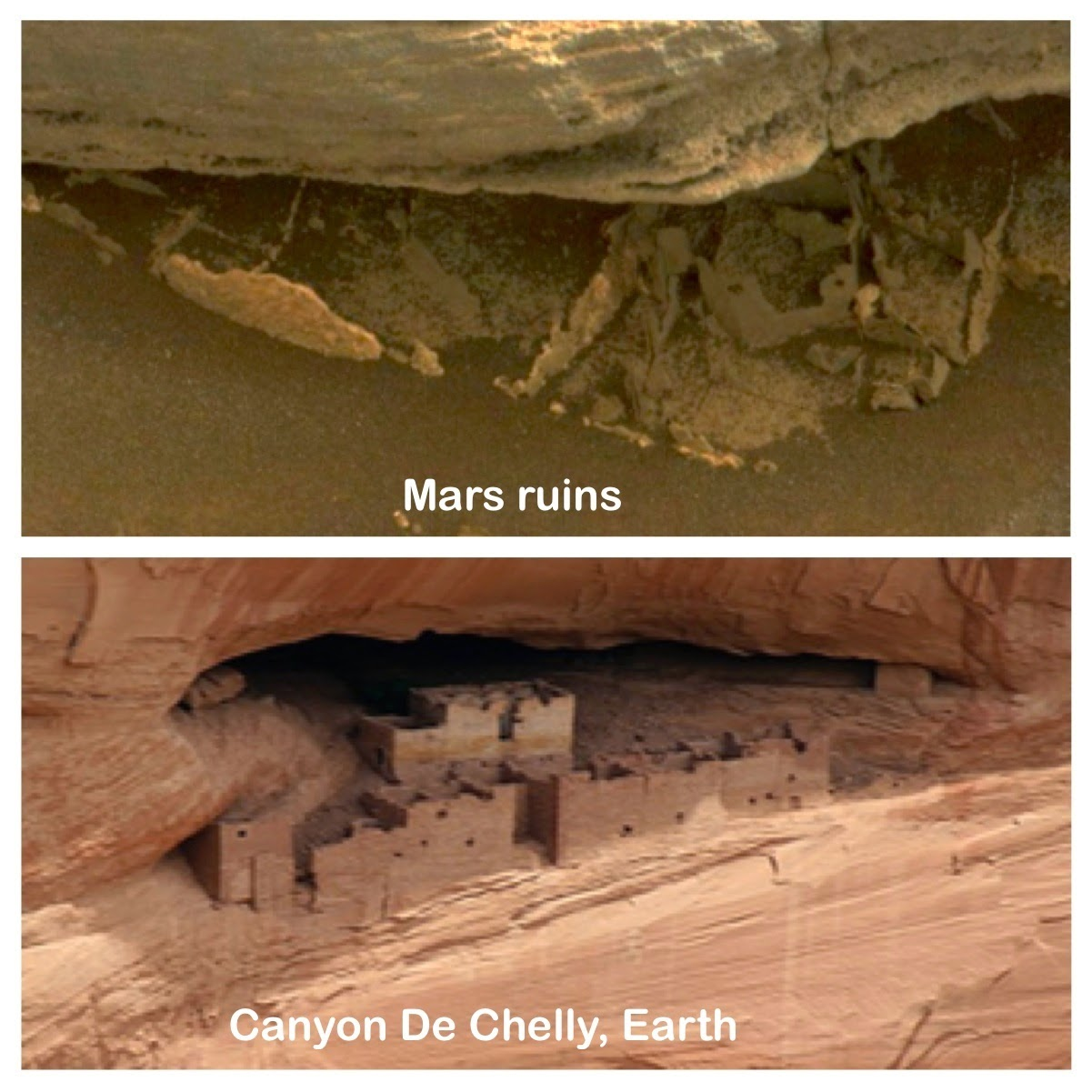 UFO SIGHTINGS DAILY: Ancient Ruins Of Walls, Mines And ...