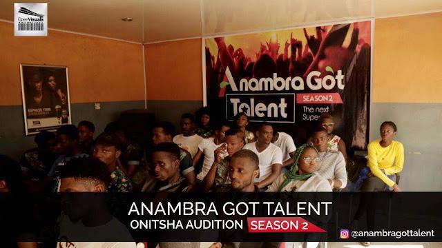 anambra got talent onitsha auditions 3