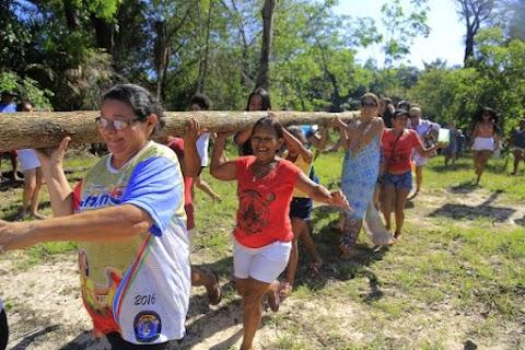 """Çairé 2019 / """"Busca dos Mastros"""" reviverá a cultura e a religiosidade histórica  amazônica"""