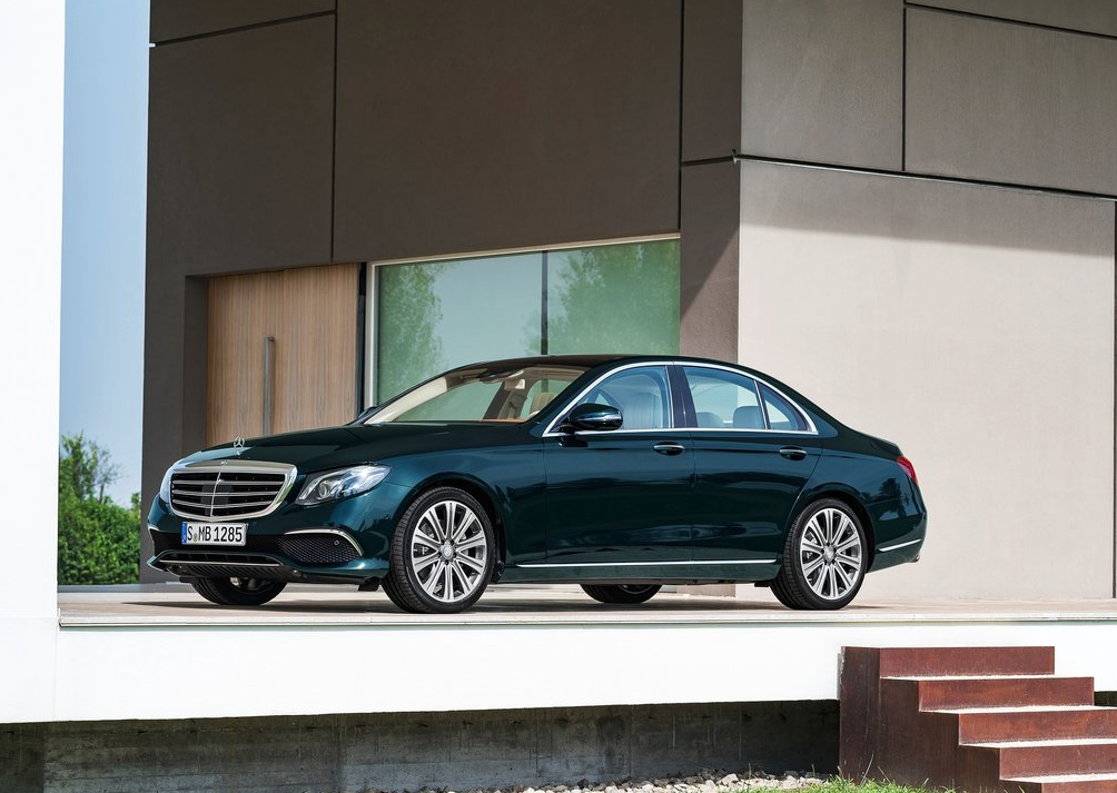 Mercedes-Benz E-Class Sales Figures | GCBC