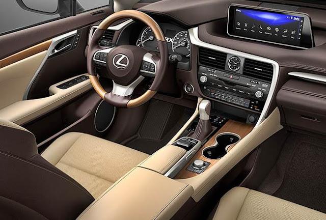 2017 Lexus RX Redesign