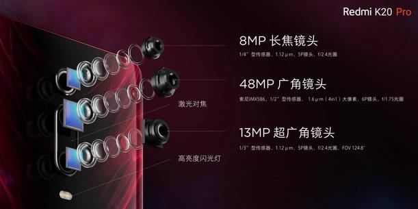 Xiaomi Redmi K20 Pro 128GB Ram 6GB