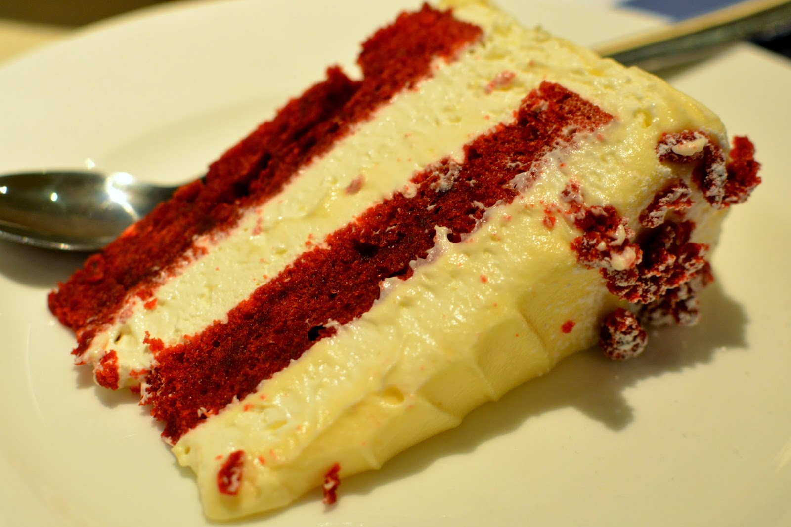 Eric Lanlard Red Velvet Cheesecake