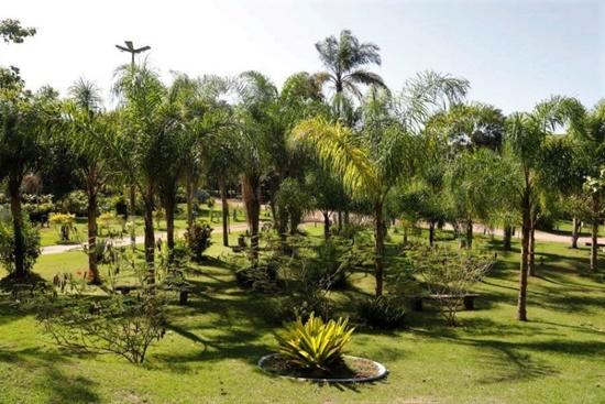 Parque Municipal atrai visitantes em Rio das Ostras