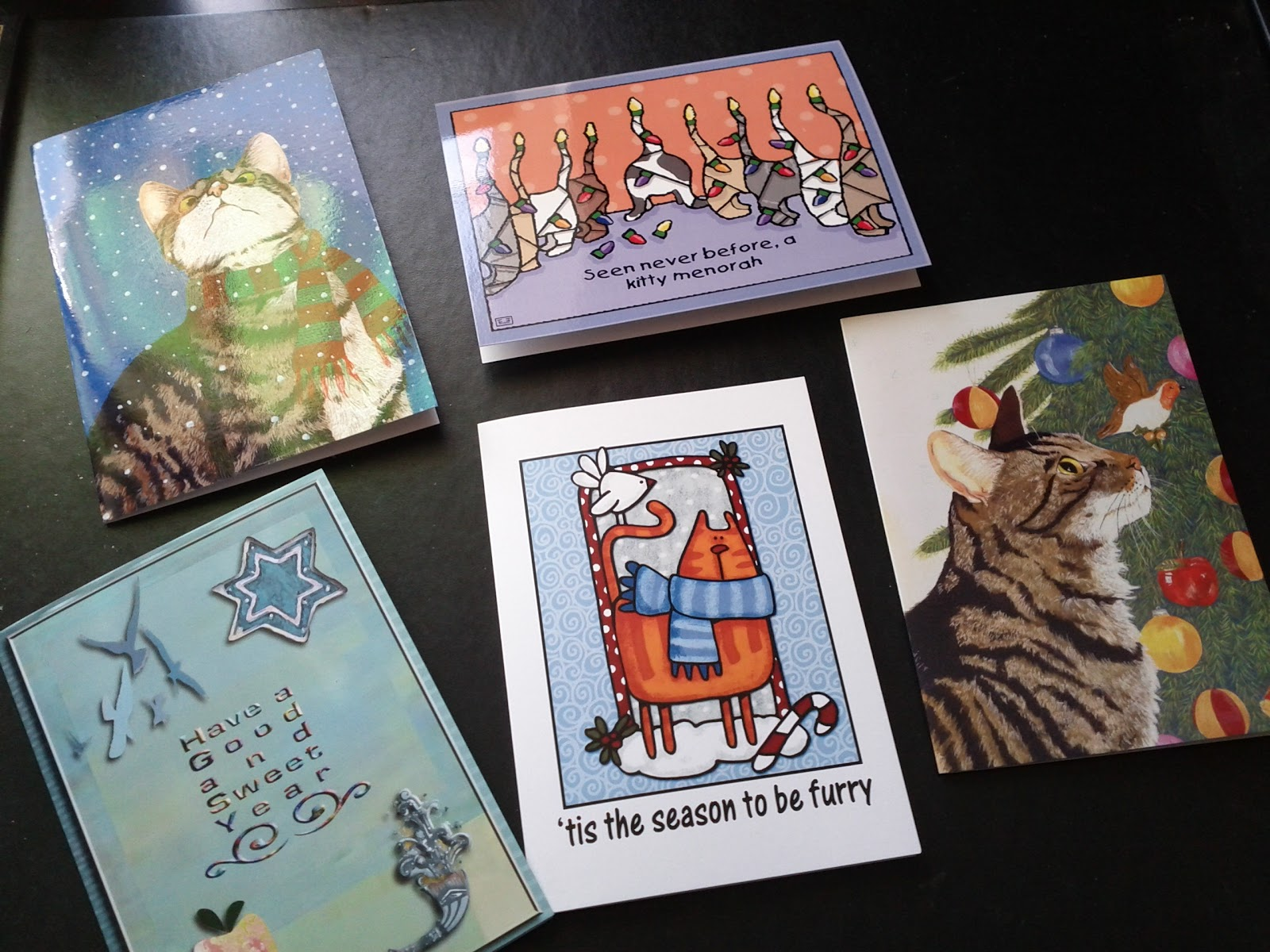 Cat Chat With Caren And Cody No More Store Bought Cards For Me Not