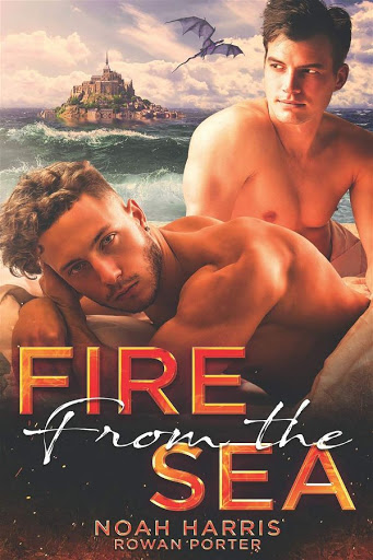 Fire from the sea   Noah Harris