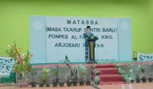 Pondok Kikil Arjosari Gelar Matasba, Pengganti dari MPLS