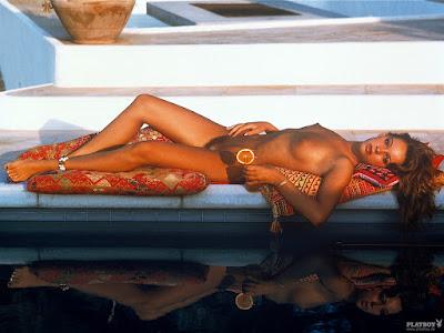 Girls of Playboy - Cona Koneke - German Playmate of the Month January 1978
