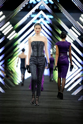 Hugo Boss Black Fall/Winter 2012 Beijing Fashion Show