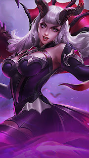 Alice Queen Of The Apocalypse Heroes Mage of Skins Rework V3