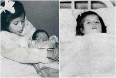 «أنجبت وعمرها 5 سنوات».. ثمانون عامًا مضت على أصغر «أم» في التاريخ