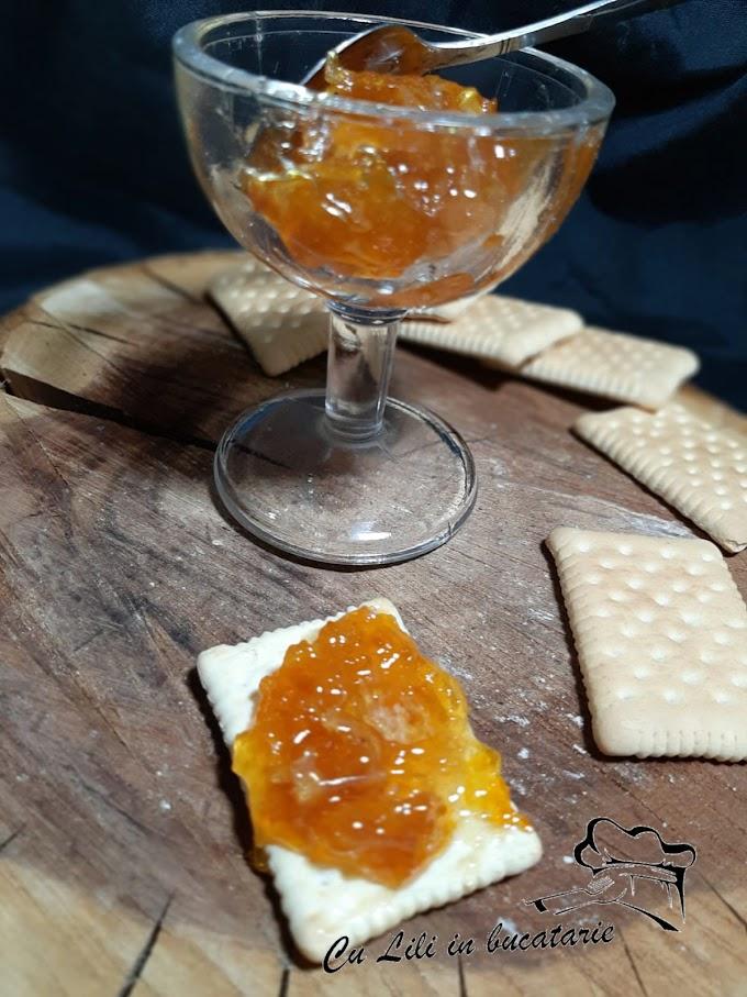 Dulceata de portocale si mandarine