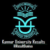 Kannur University PG Results