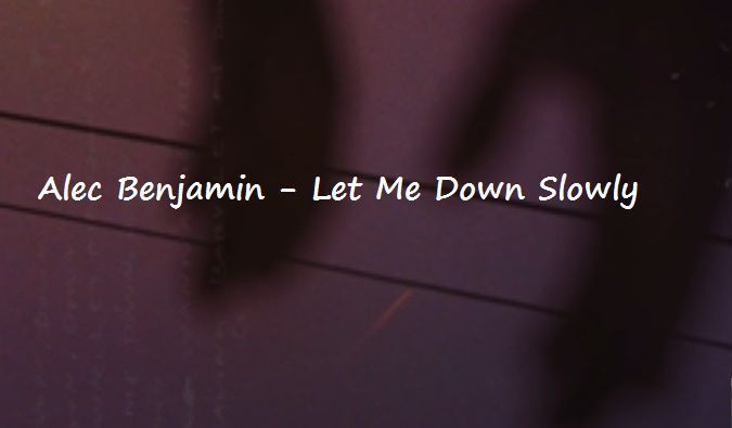 Let me down Guitar Chords with Lyrics and Strumming Pattern | Alessia Cara