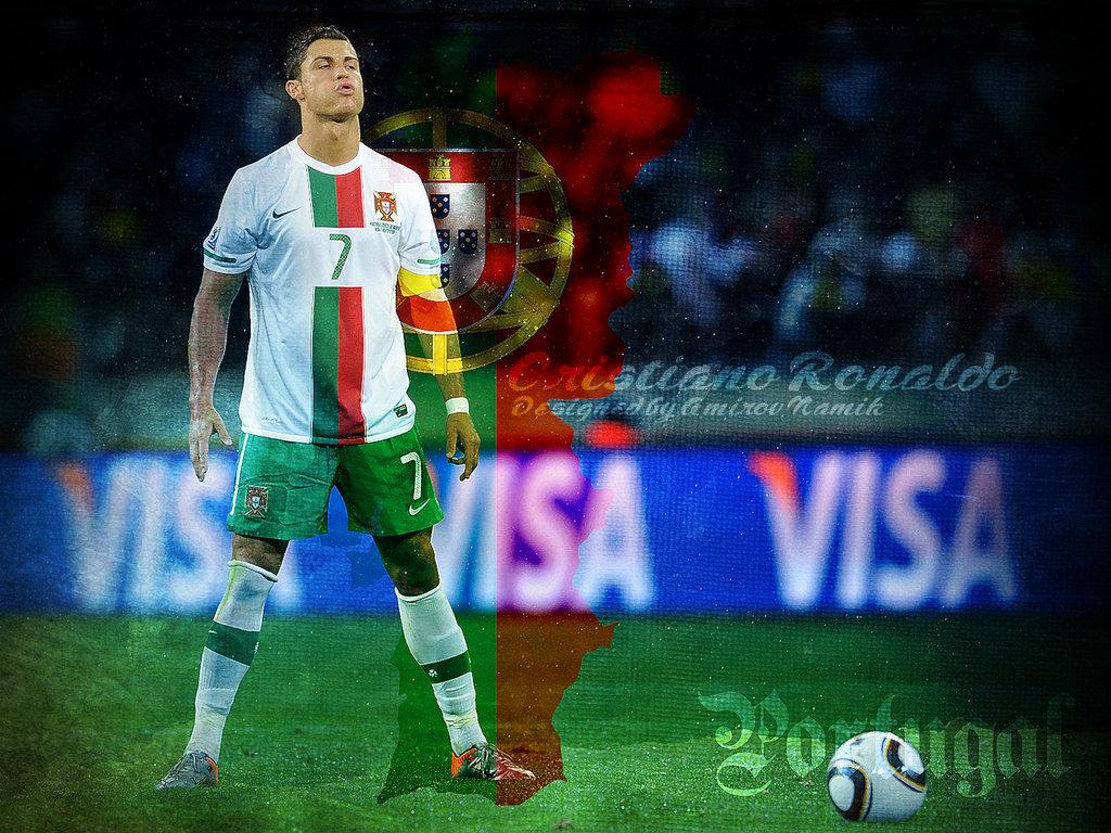 Football Cristiano Ronaldo Hd Wallpapers: Cristiano Ronaldo Football Player Latest Hd Wallpapers