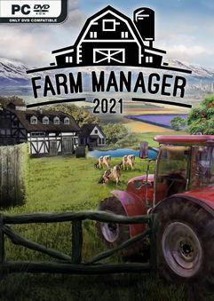 تحميل لعبة محاكي الزراعة Farm Manager 2021 للكمبيوتر إصدار CODEX
