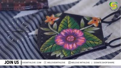Kerajinan tangan Bali dipasarkan melalui donasi dan langsung berbelanja di Bali