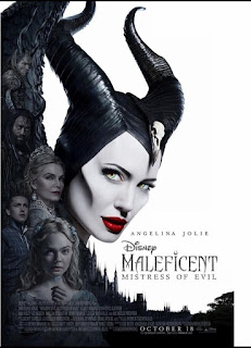 Maleficent - Mistress of Evil First Look Poster 1