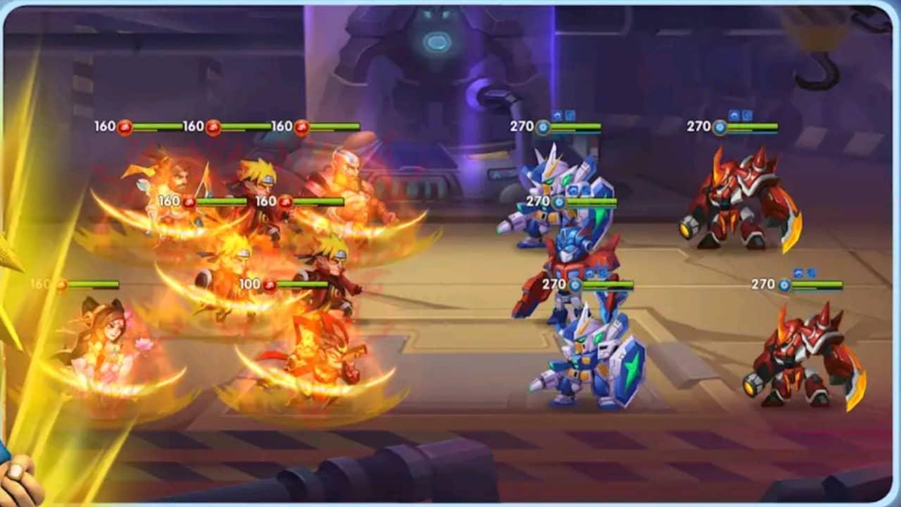 AFK Immortal Legends of Heroes Gameplay