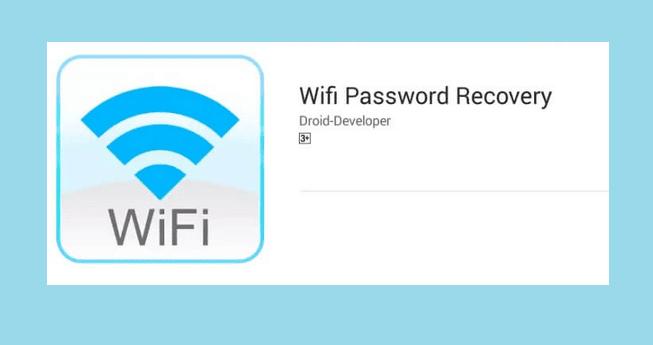 melihat password wifi tersimpan