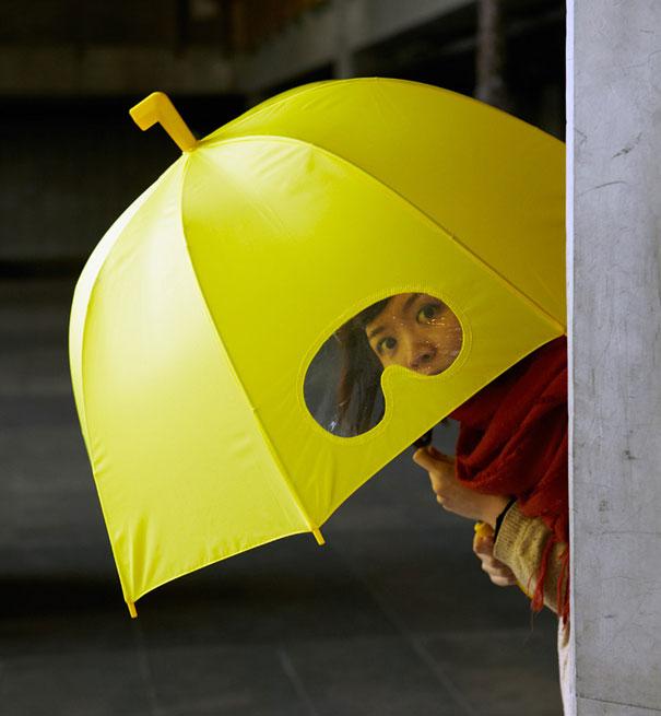 Goggle Umbrella