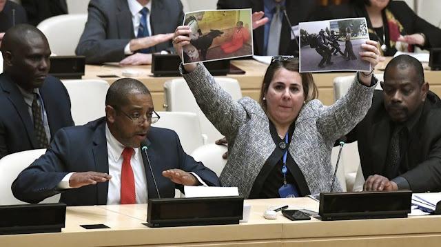 EE.UU: Estados Unidos ordenó la expulsión de dos diplomáticos de la misión de Cuba en las Naciones Unidas.