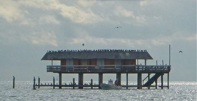 stiltsville, cruising destinations near miami and florida keys in key biscayne