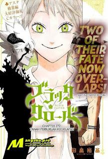 Update! Baca Manga Black Clover Chapter 272 Full Sub Indo