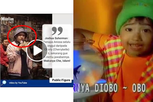 Viral, Mantan Fans Joshua Saat Jadi Penyanyi Cilik Ini Tulis Kekecewaannya Karena Jadikan Islam Sebagai Bahan Lawakan