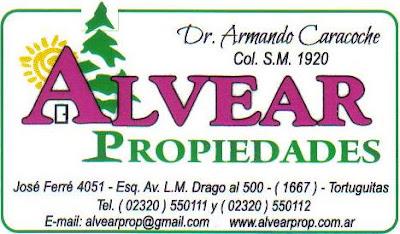 """No tengas dudas, consulta a """"ALVEAR PROPIEDADES"""", más de tres dècadas de experiencia al servicio del vecino. Armando%2BCaracoche"""