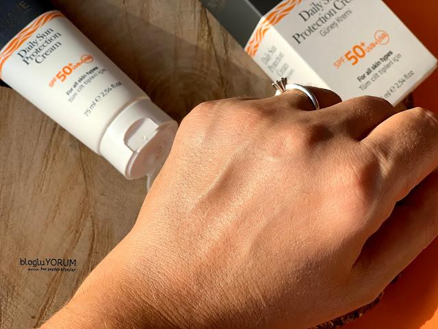 Bio Wave Daily Sun Protection SPF 50 Güneş Kremi kullananlar 4